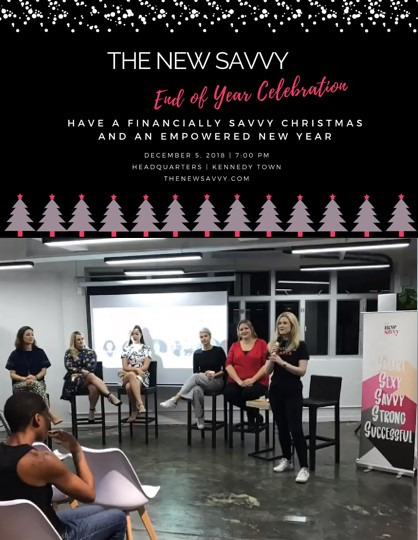 The New Savvy & The Headquarters Cowork HK - <End of Year Celebration event> - Wed 7pm-10pm on 5Dec2018