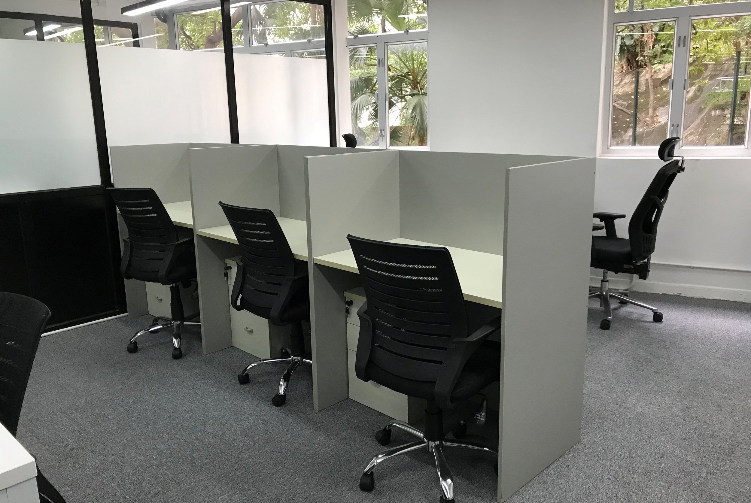 FIXED DESK  from HK$2,400/month per person