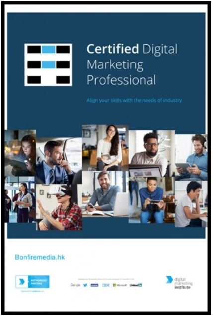Part-time Digital Marketing professional - by Bonfire Media LimitedTue & Thu from 19/02/2019 to 21/03/2019 7pm-10pm