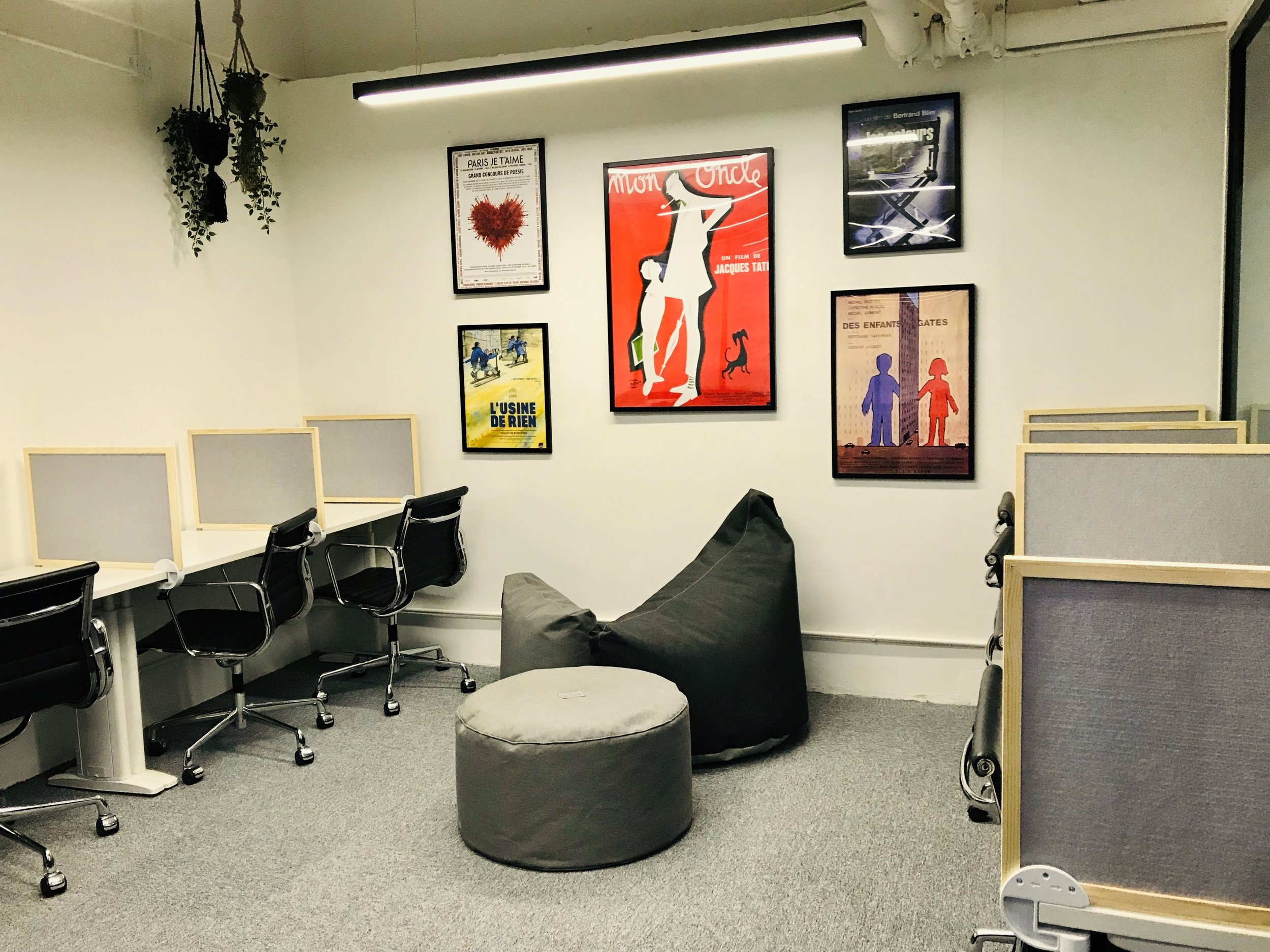 Free-style & Flexi-workspace Pass   from HK$50/hour