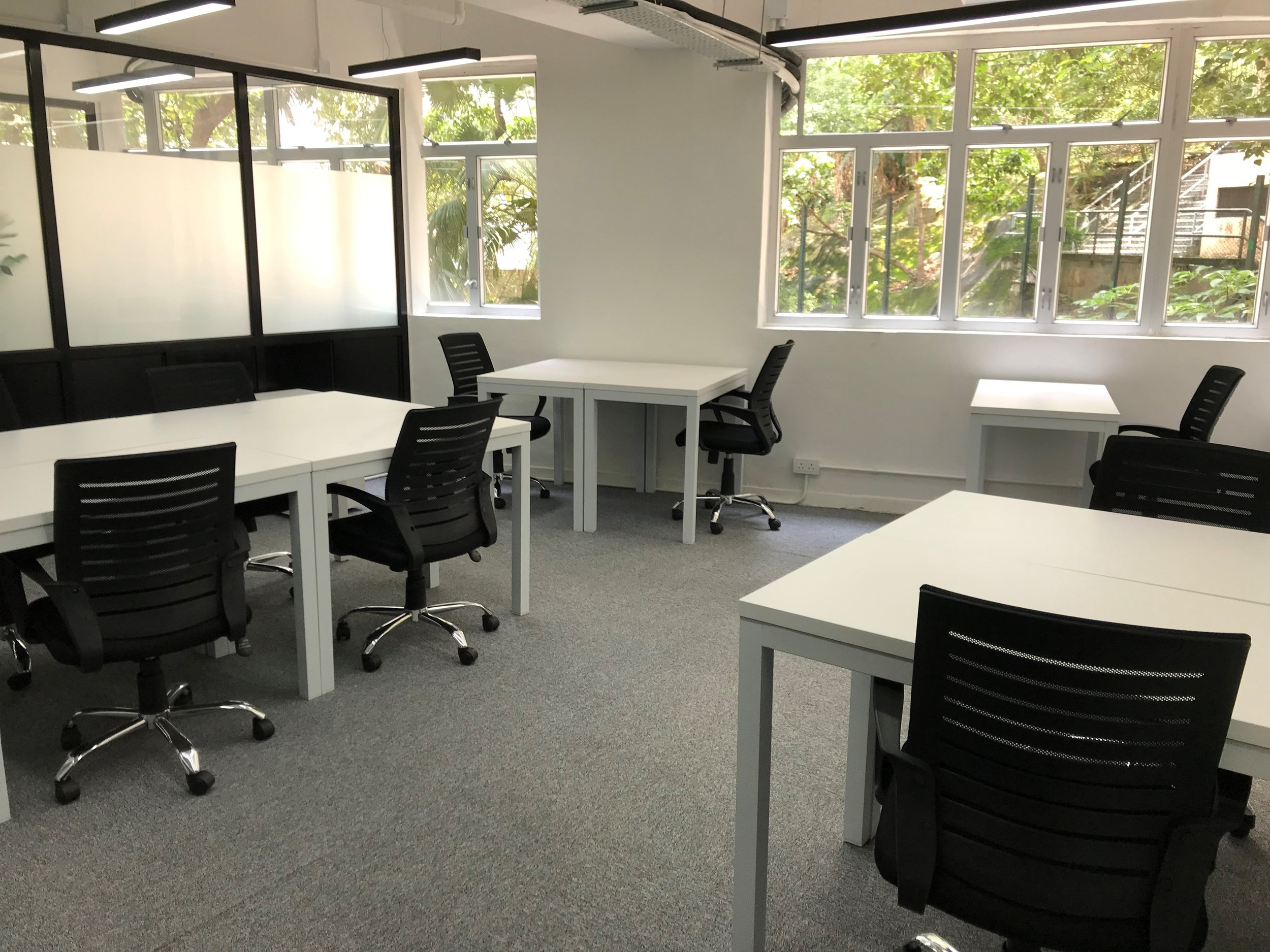 Private Office   from HK$2,980/ person per month