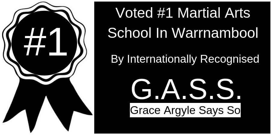Voted #1 Martial Arts School In Warrnambool.png