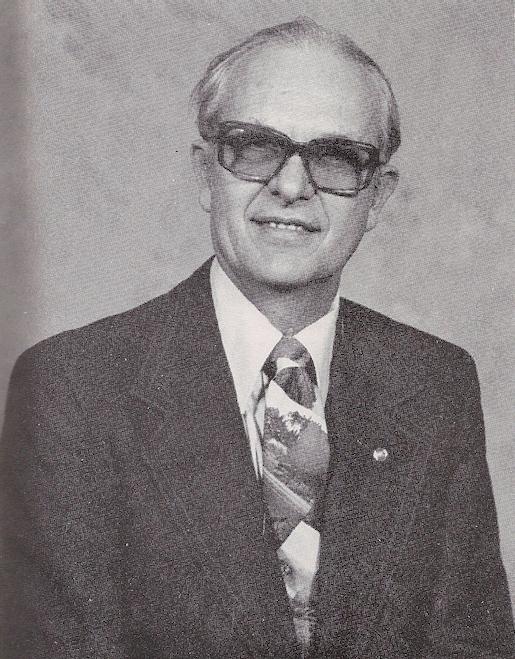 Rev. Ed Deichler