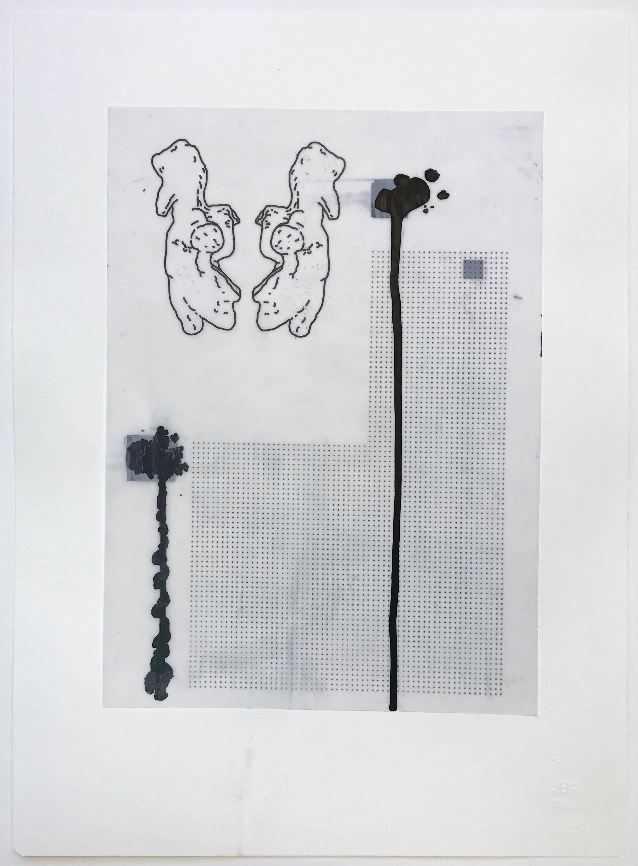 %22De regreso%22- Técnica mixta  - 42 x 30 cm - Julián Brangold - 2018.jpg