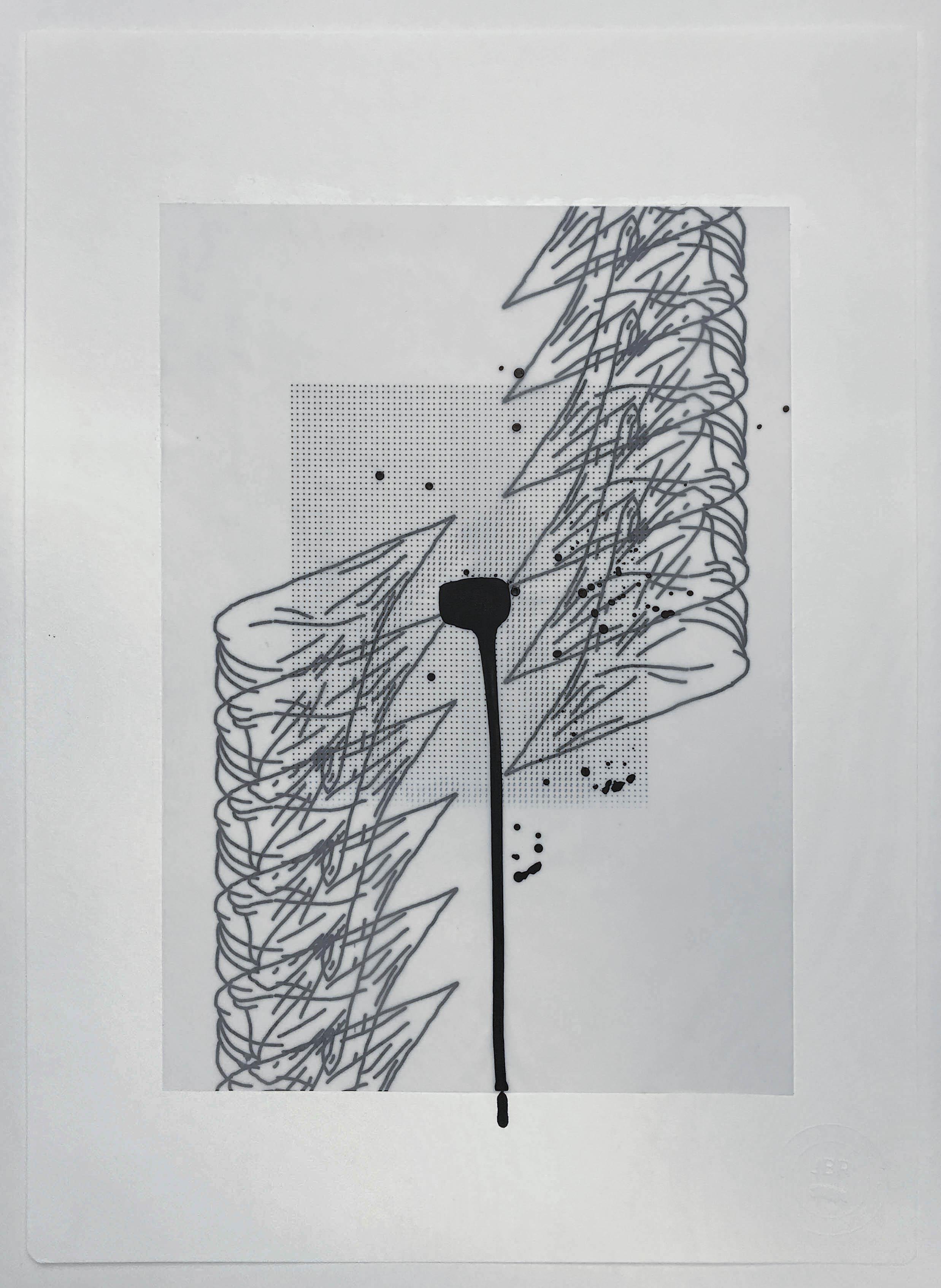 %22Entre fuego y agua%22- Técnica mixta  - 42 x 30 cm - Julián Brangold - 2018.jpg