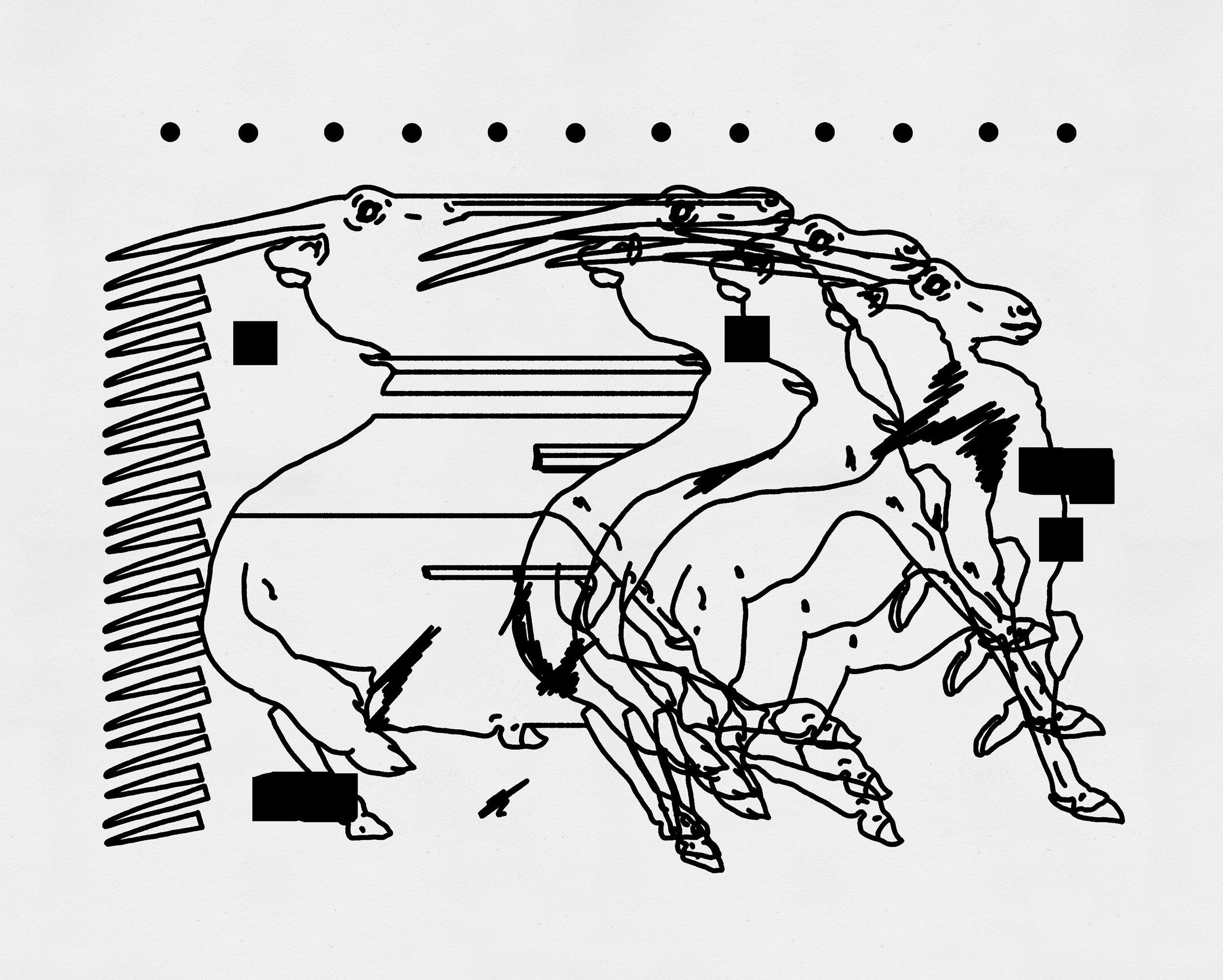 %22Tiranía donde no se debe%22 - 25 x 20 cm - Fine art print sobre papel - Julián Brangold - 2018.jpg