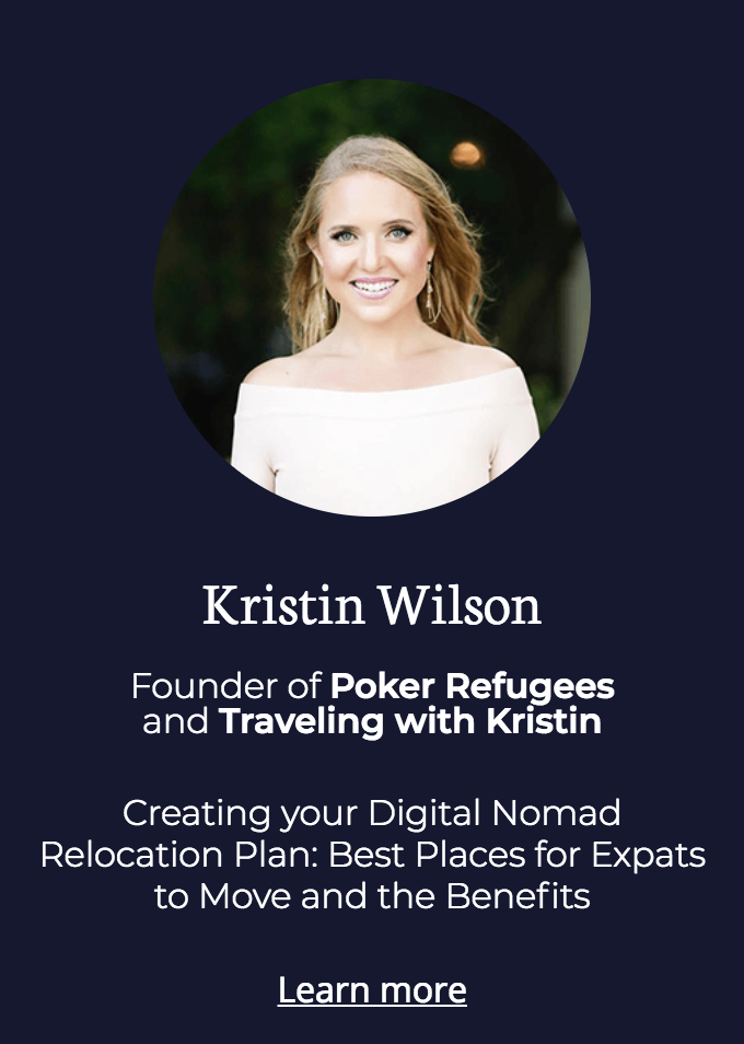 Kristin Wilson Digital Nomad Summit