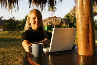 Digital Nomad in Nicaragua 2008
