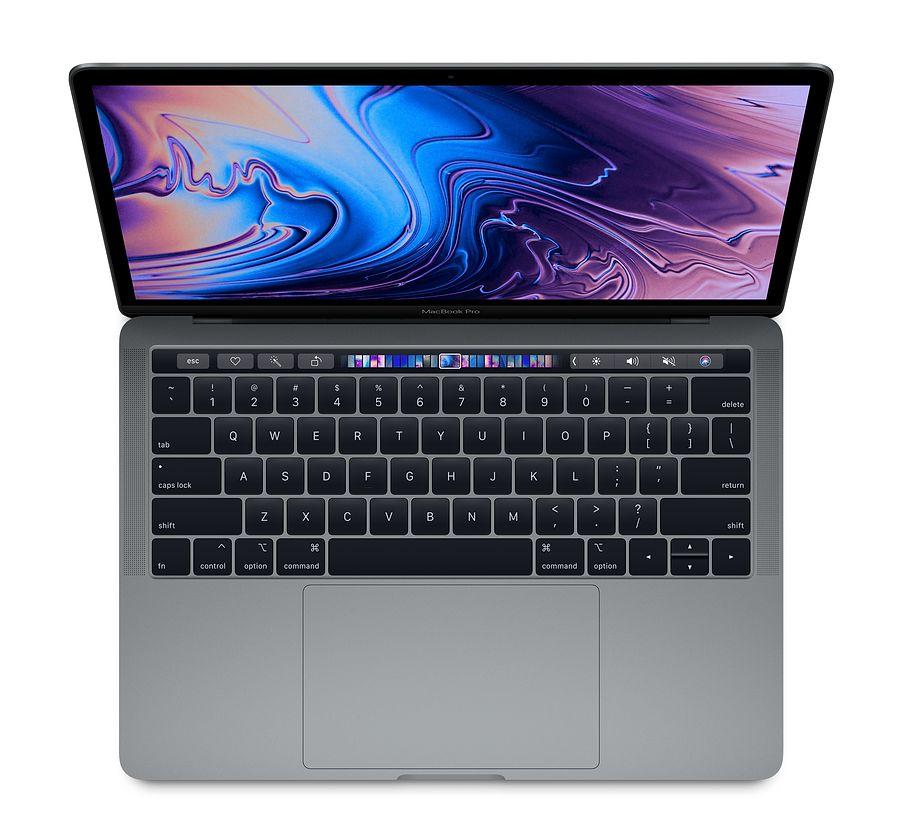 macbook pro 15-inch with touchbar