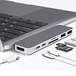 hyperdrive usb-c port for macbook pro