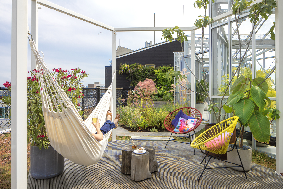 Zoku Amsterdam Rooftop