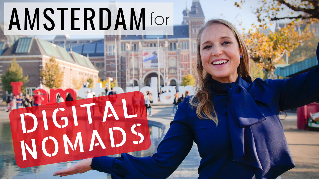 The best hacks for living in Amsterdam as an expat or digital nomad