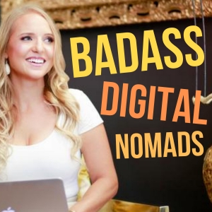 Weekly Podcast - Badass Digital NomadsListen on Apple iTunes