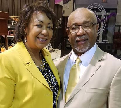 Apostle Carl & Lady Pamela White,  Victory Christian International Ministries, Markham, Illinois