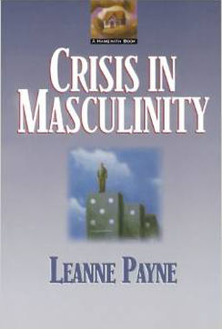 Crisis in Masculinity - Payne delves into the depths of manhood showing that with God's healing power, these areas can be developed in any man at any age.Leanne Payne has identified a painful wound which runs through the heart of our culture: sons and daughters who feel abandoned and unaffirmed. Her solution is profound and simple; she calls on fathers to affirm their children. But how can fathers affirm their children if they have never been affirmed themselves? Leanne shows how our heavenly Father works grace into earthly fathers' lives, and she shares hard-won insights from the depth of her experience with prayer, particularly with prayer for healing of this particular wound.