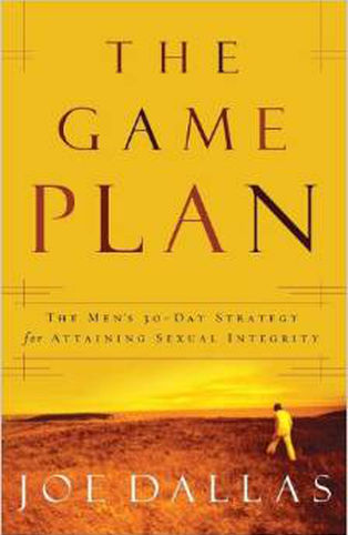 The Game Plan: The Men's 30-Day Strategy for Attaining Sexual Integrity - Men everywhere are under attack from a foe that can destroy marriages and ruin lives. Who is this devastating adversary? Pornography! Drawing from years of counseling and teaching experience, Dallas helps you face the enemy and lays out a positive five-point strategy--Repentance, Order, Understanding, Training, and Endurance--for overcoming sexual addiction and attaining and maintaining sexual integrity.