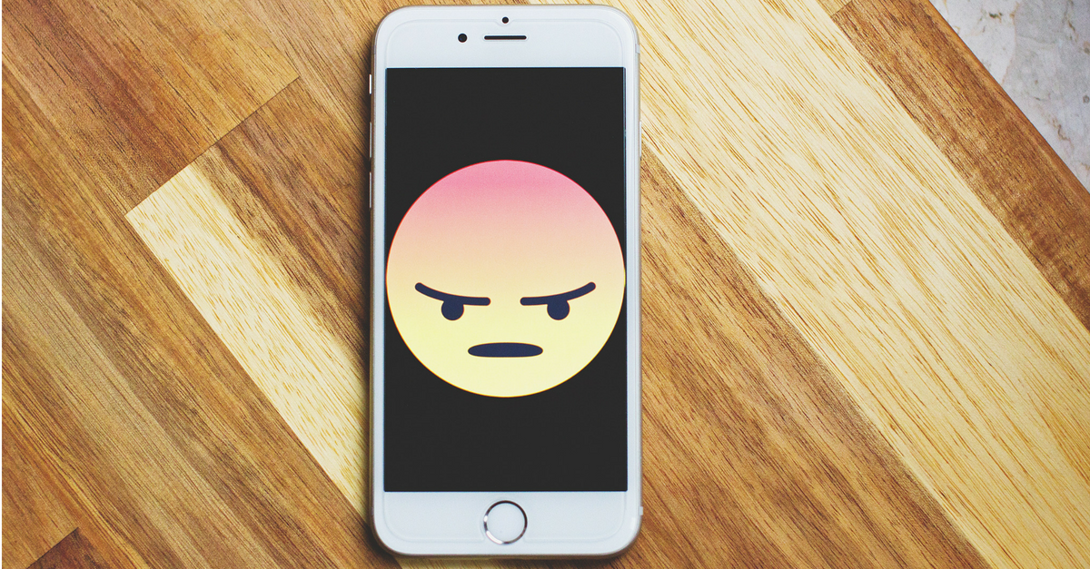 customer complaints on your social media channels