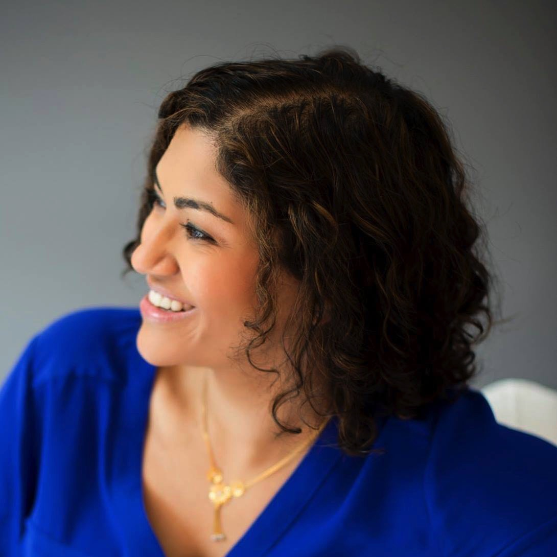 """Dr. Ashwini Nayak - """"I want to be in the arena. I want to be brave with my life. And when we make the choice to dare greatly, we sign up to get our asses kicked. We can choose courage or we can choose comfort, but we can't have both. Not at the same time."""" Brené Brown"""