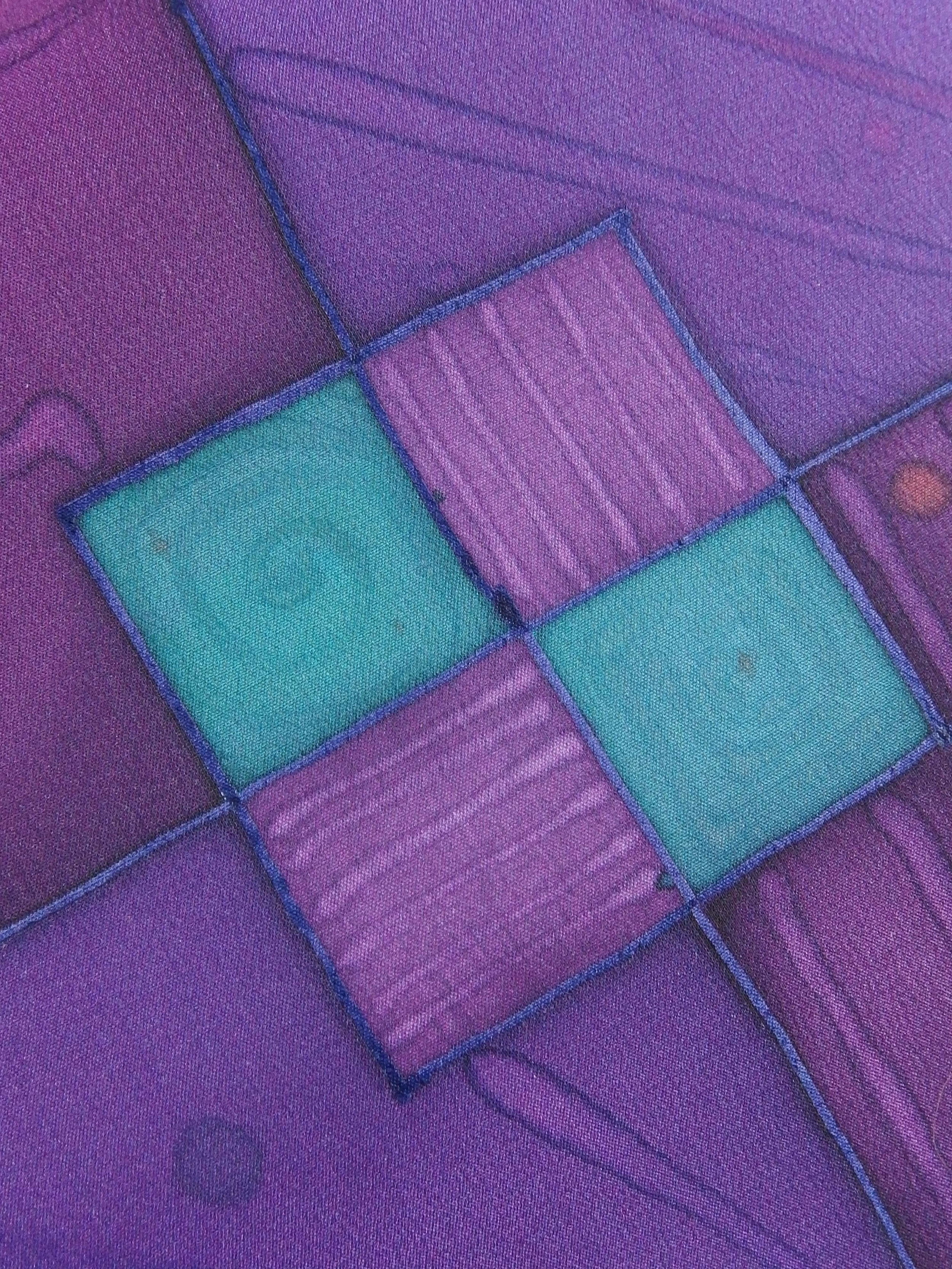 Detail from Squares commission