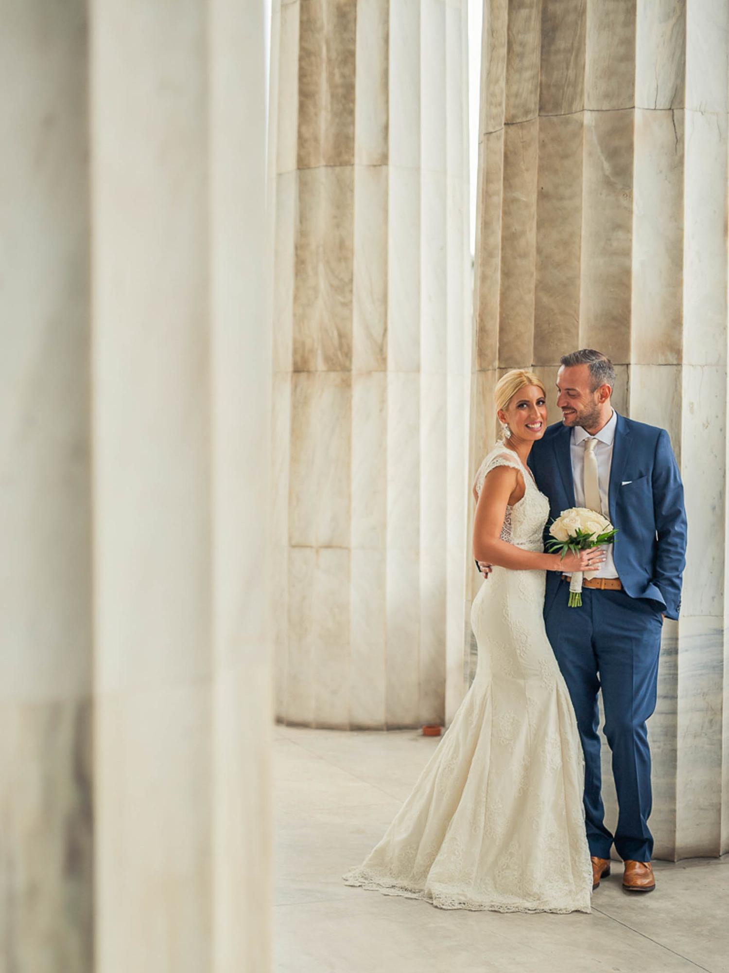 ΓΙΩΡΓΟΣ & ΕΛΕΝΑ - Γάμος & φωτογράφηση στην Αθήνα