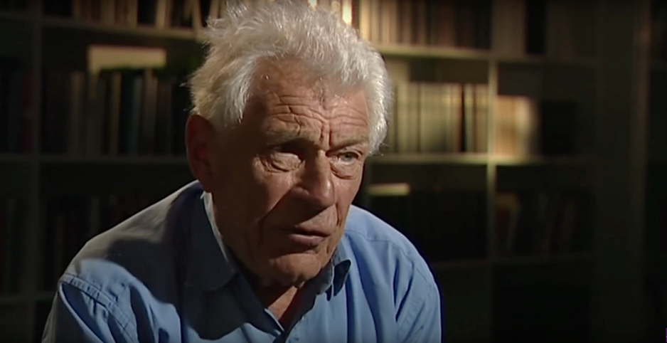 John Berger on Ways of Seeing, being an artist, and Marxism (2011) - BBC Newsnight (Youtube)