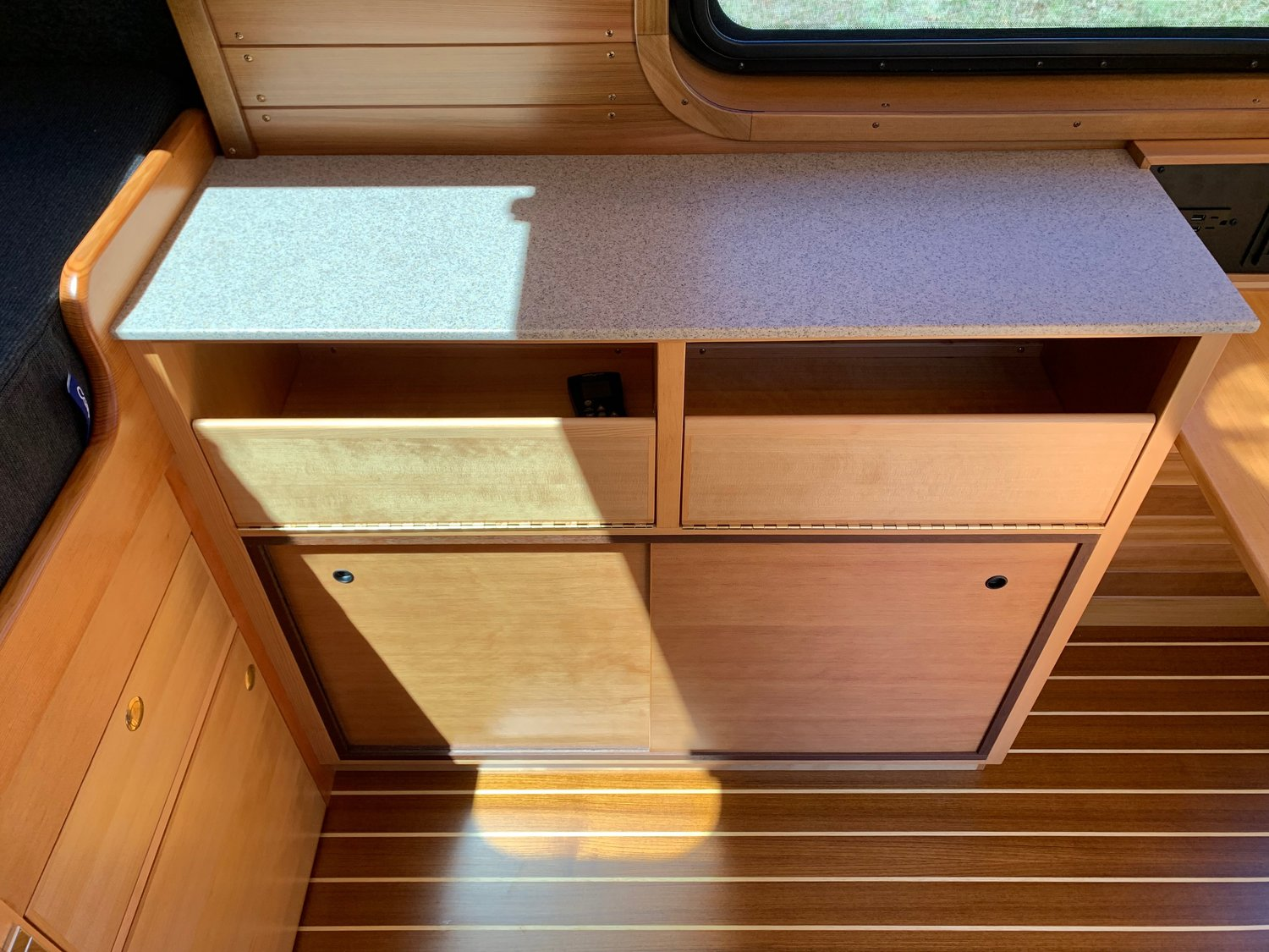 Mercedes Sprinter Van, Camper, Campervan, Custom, Maine, New England, sleep sideways, custom RV,  custom Sprinter