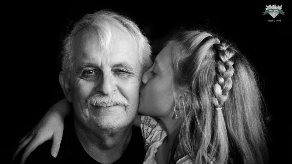 Grandpa and Granddaughter Category- Families  Round 7 top 30% 10107/41257