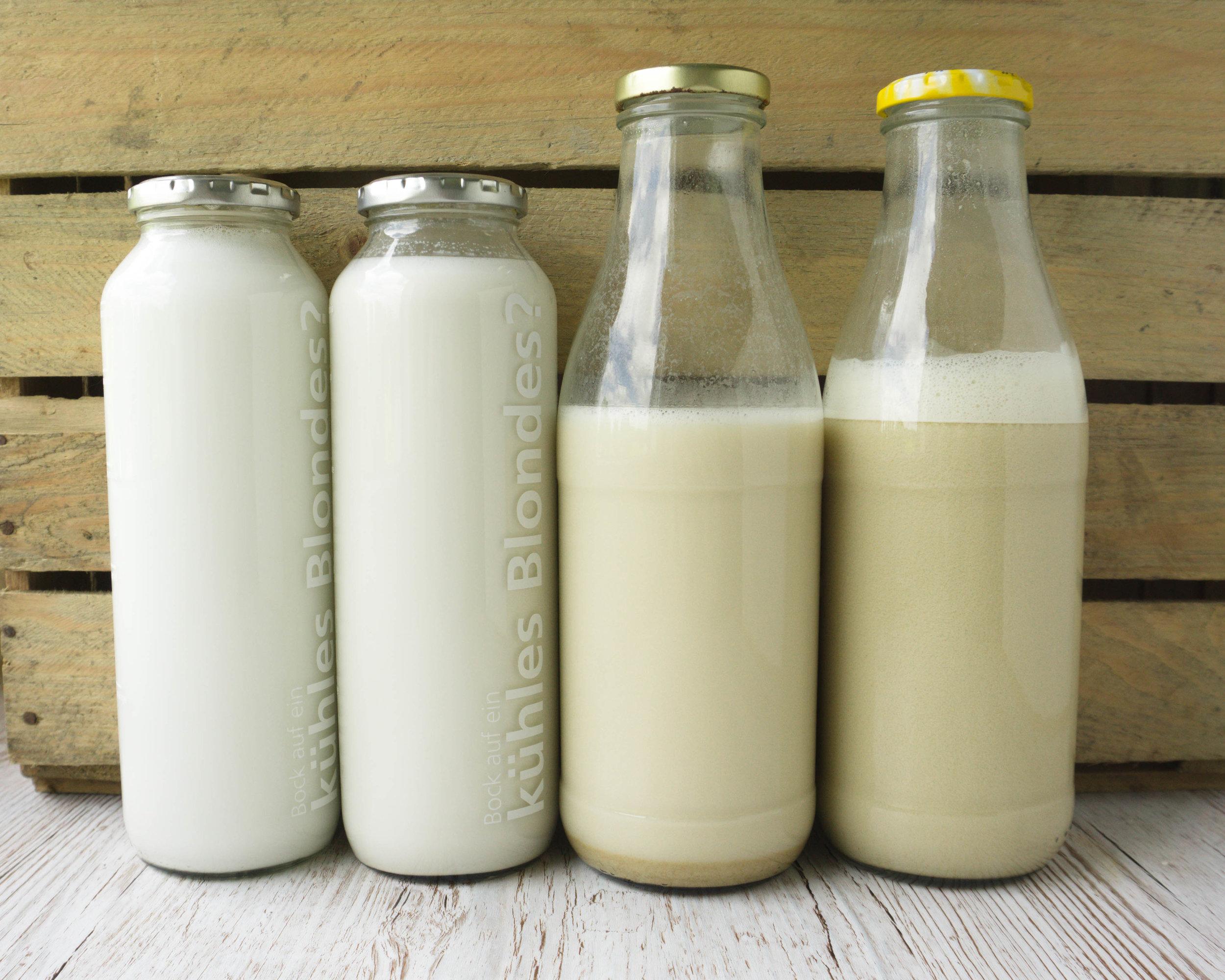 Die einfachste & schnellste Nussmilch der Welt - vegan, plastikfrei/Zero Waste, ohne Nussmilchbeutel und in unter 2 Minuten selbst gemacht!.jpg