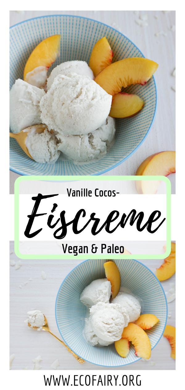 Vanille Cocos-Eiscreme (Vegan, Paleo) Pin.png
