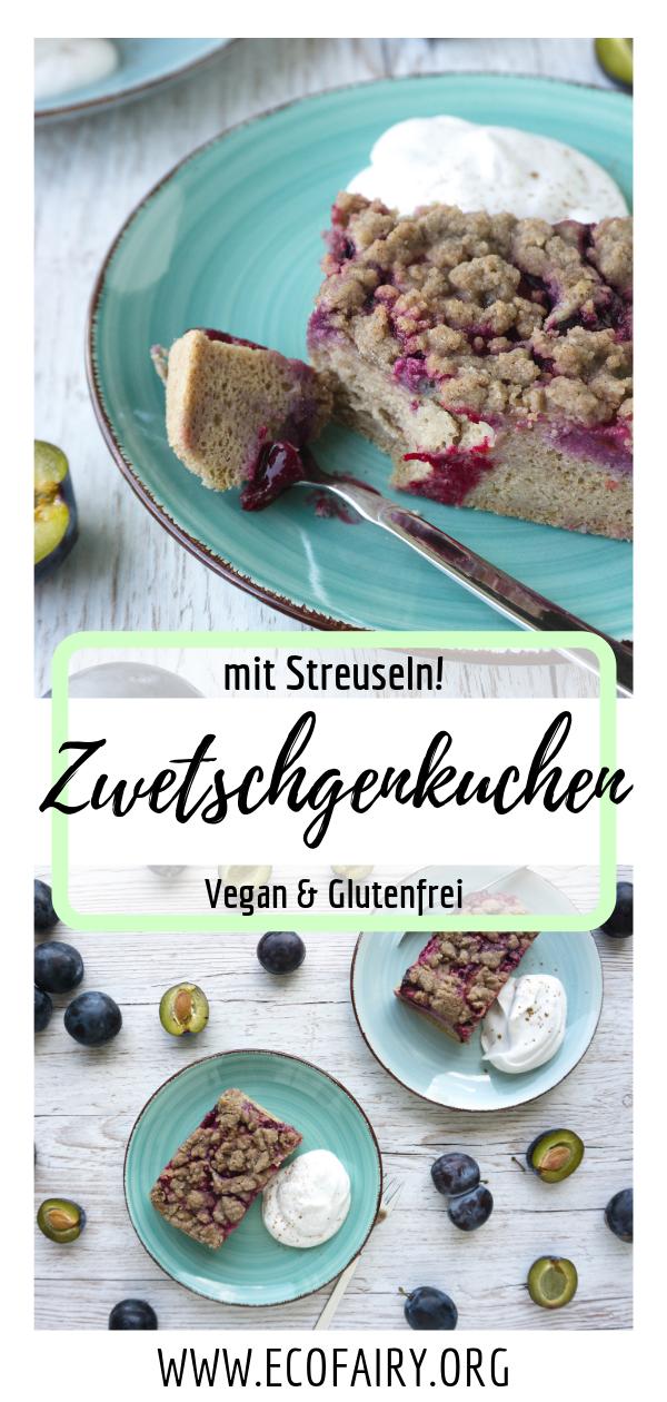 Zwetschgenkuchen mit Streuseln (Vegan, Glutenfrei) Pin.png