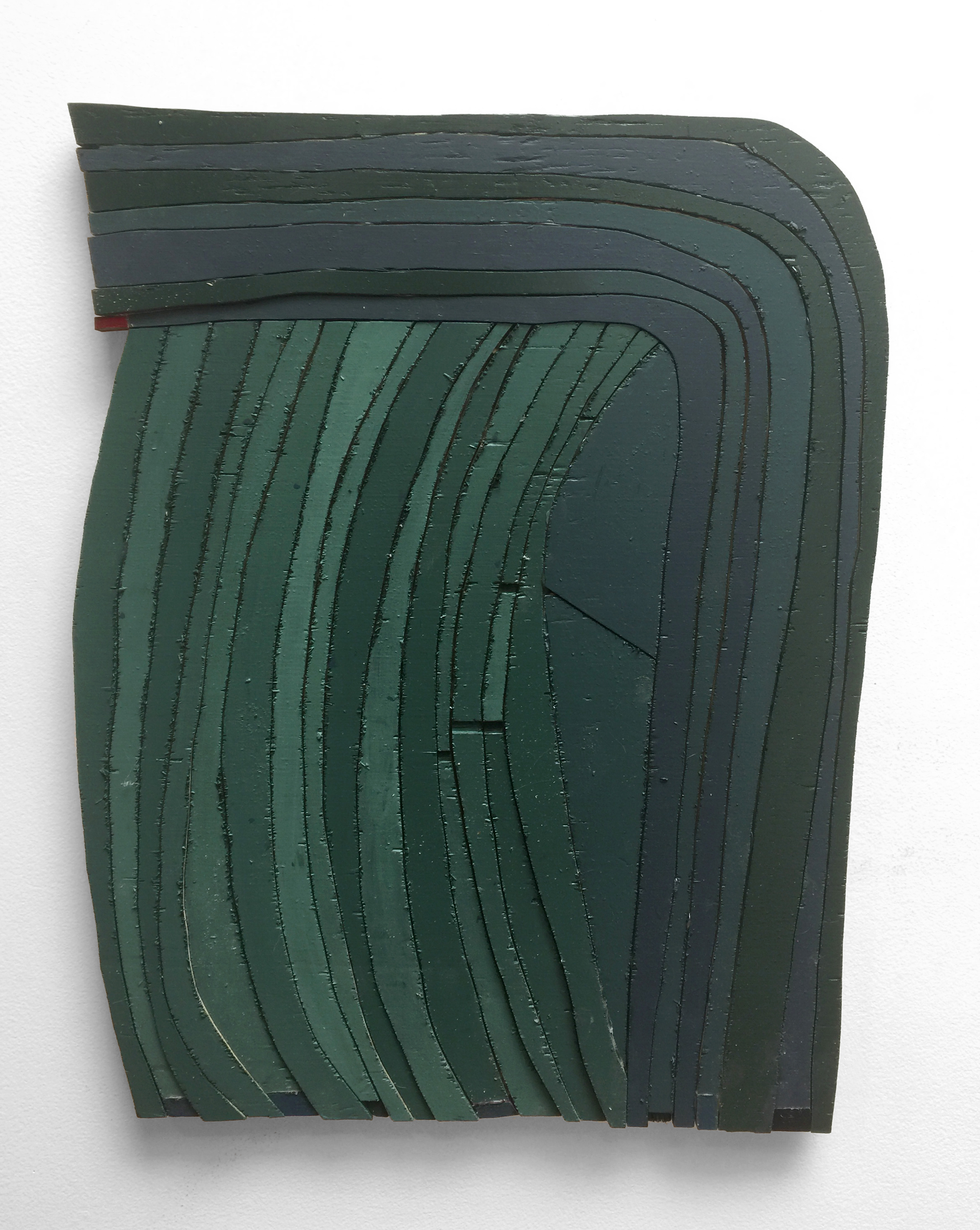 Untitled (Green), 2018