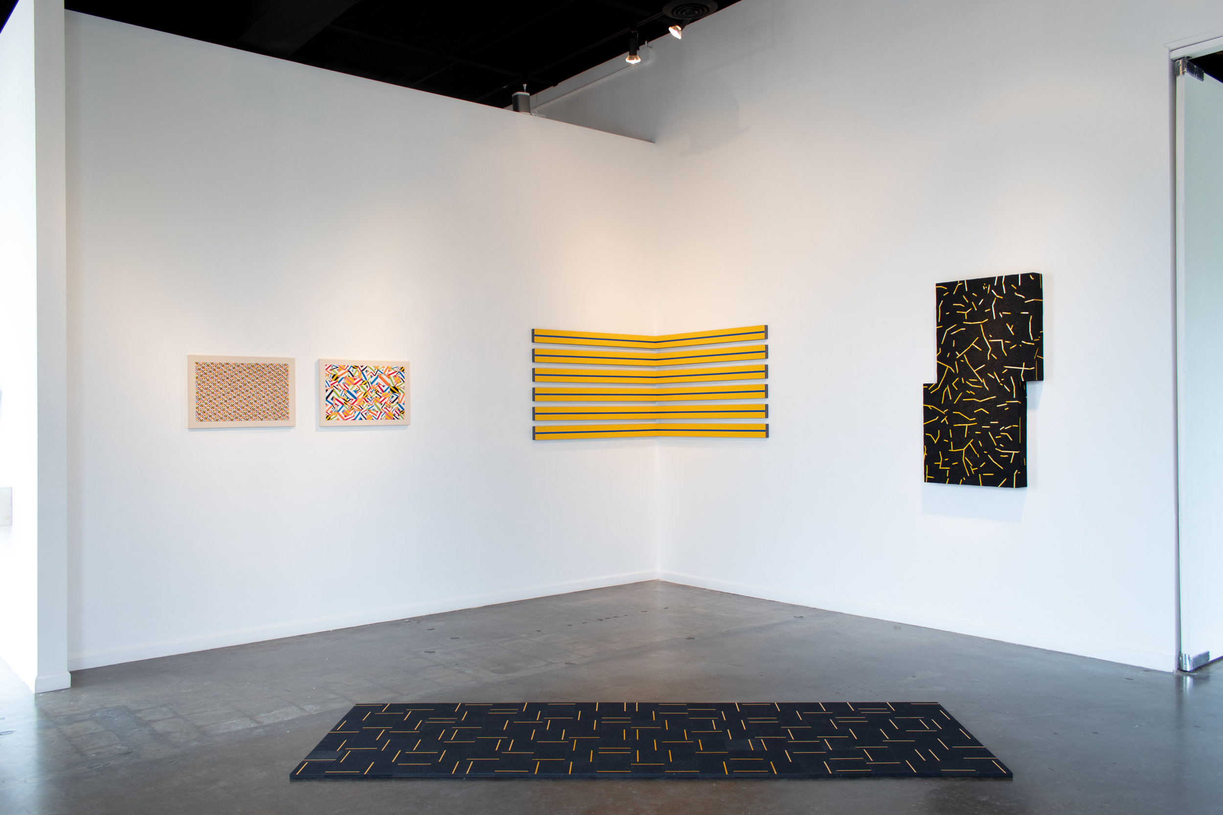 Reconfigured  (2019) installation view