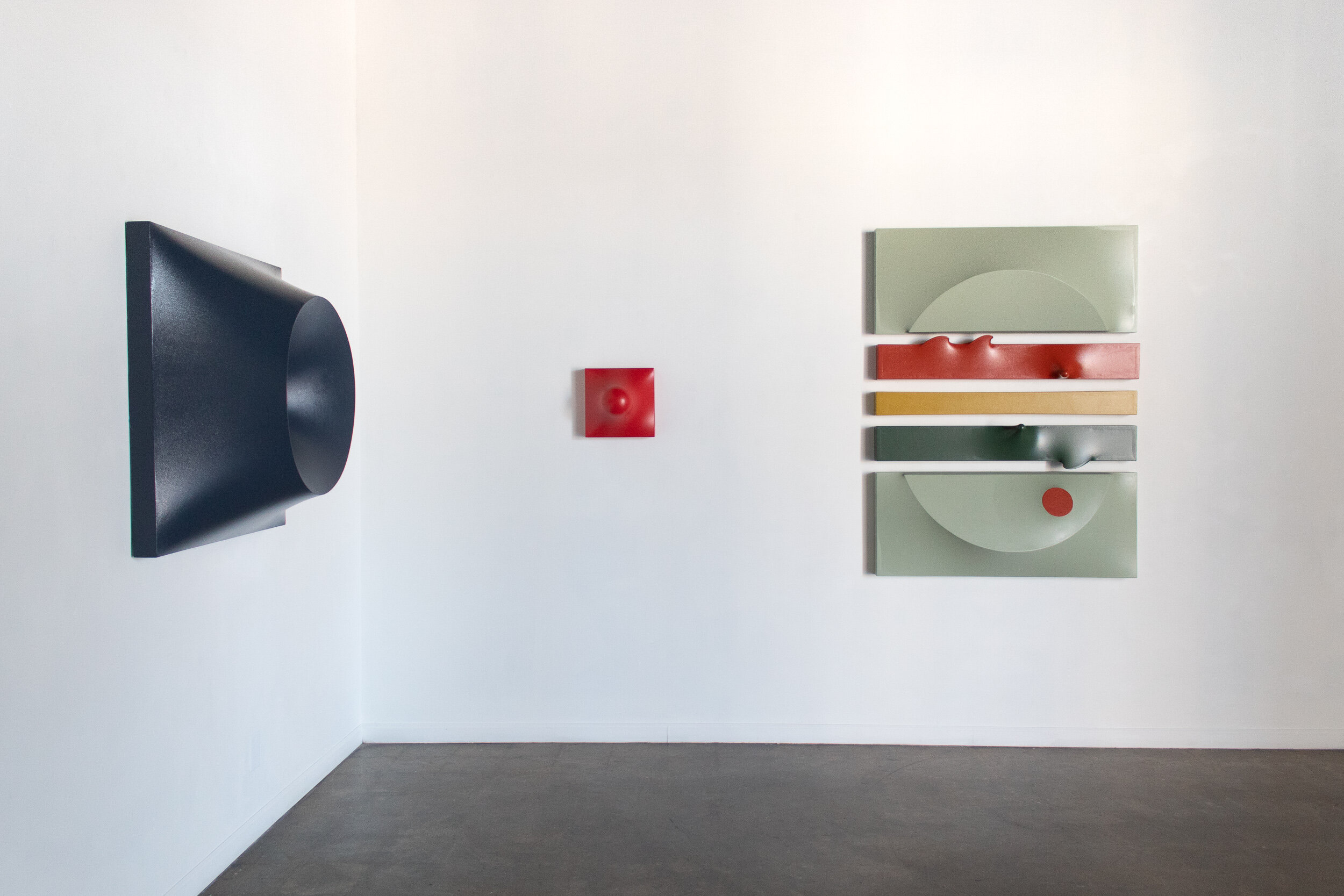 Sun Systems  (2019), installation view.