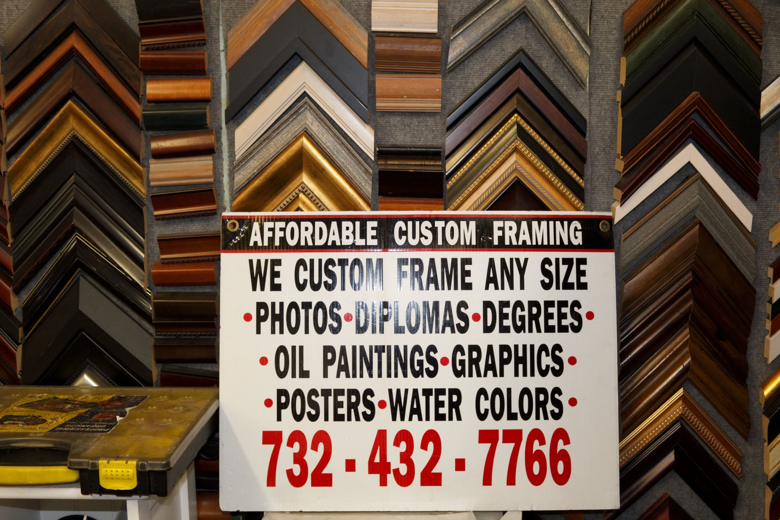 Affordable Custom Framing.jpg