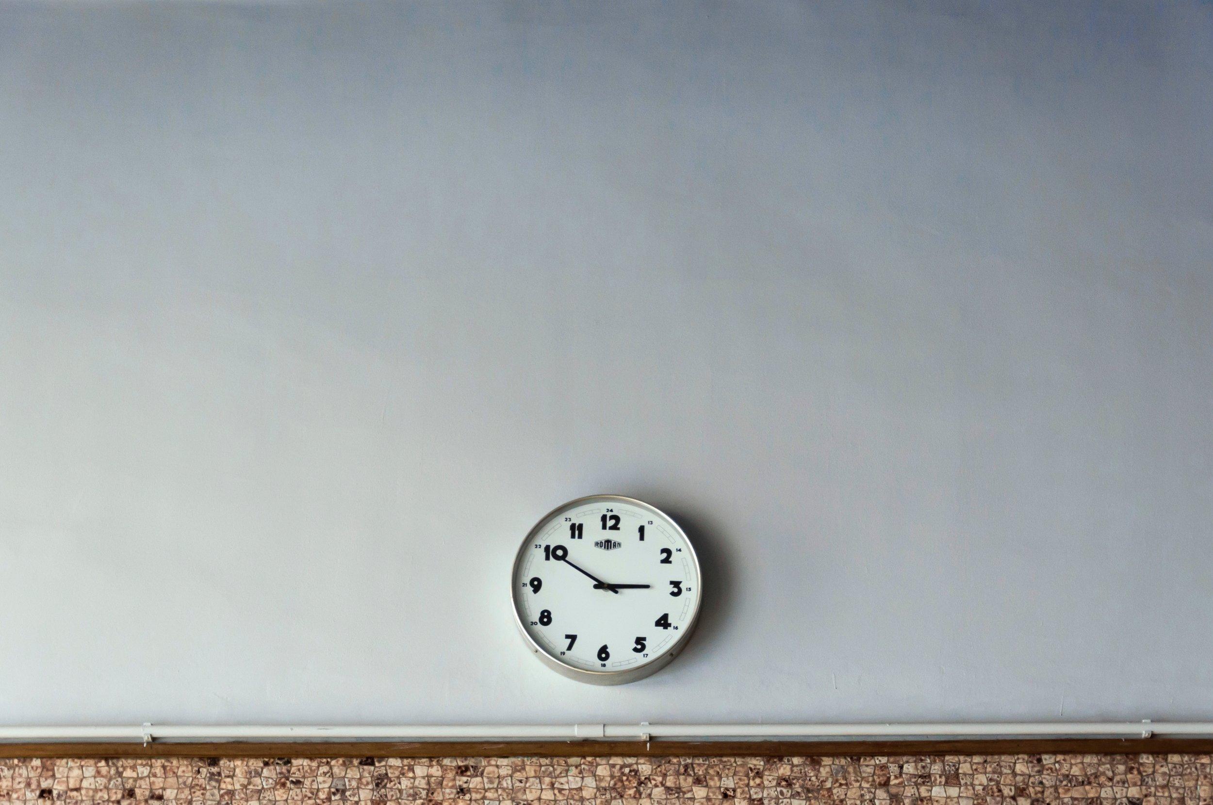 Big dreams + little minutes = LIFE -