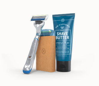 For the guy who loves shaving. Or hates it and therefore is looking for ways to make it more fun and wonderful.
