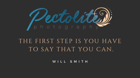 I was blessed to come across this quote from Will Smith as I was creating this blog post. It just says it all.