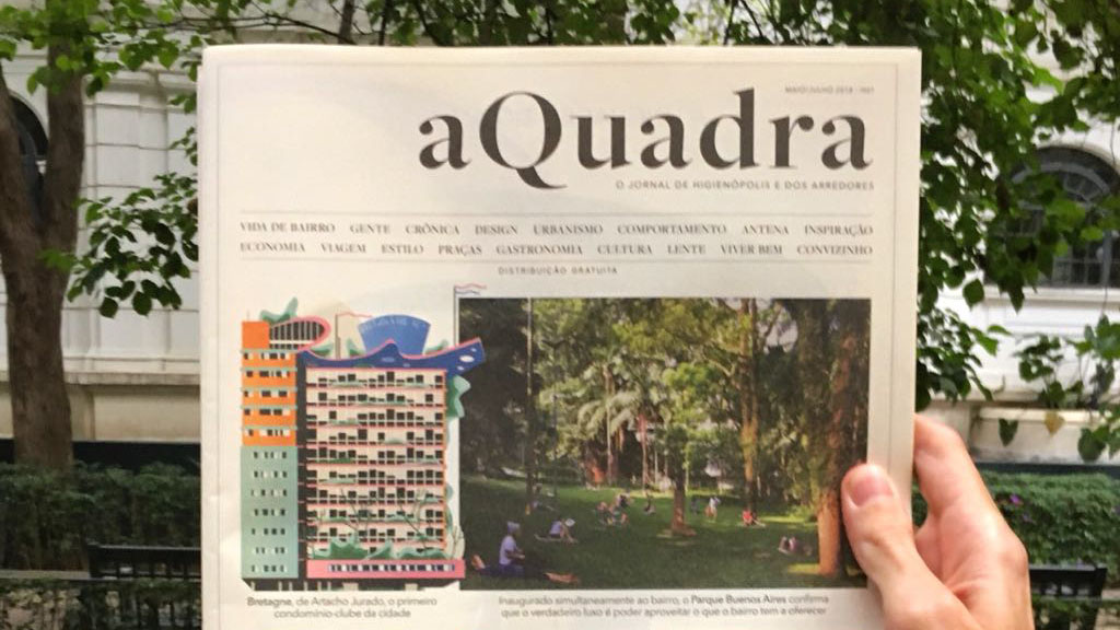 aQuadra | jornal