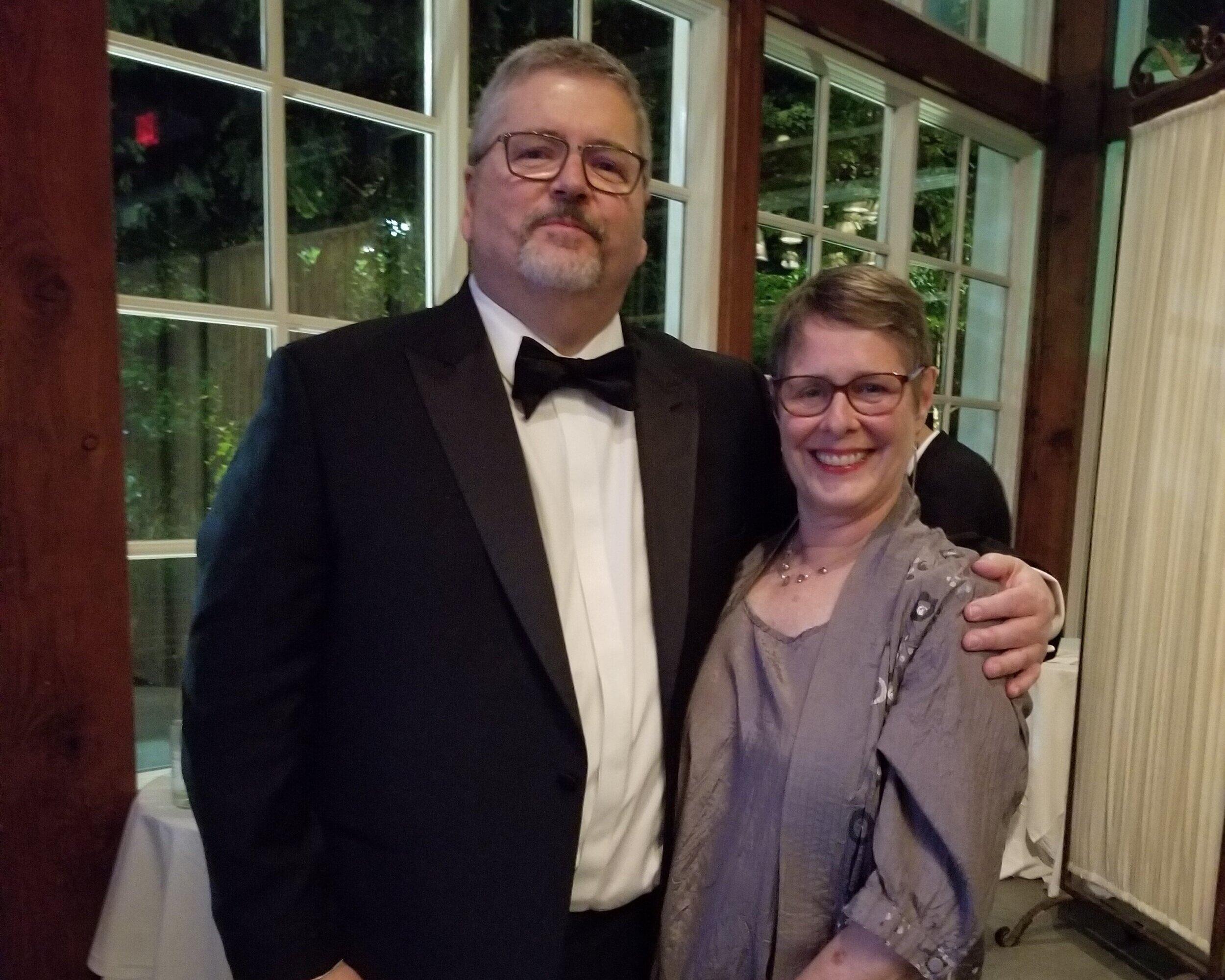 Dave & Julie Machado