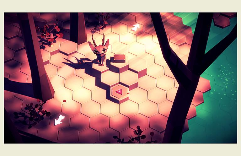 Hexarden Game Art | Best in Show (3D) 2017, Juror's Choice 2017  Forest San Filippo, Flippfly