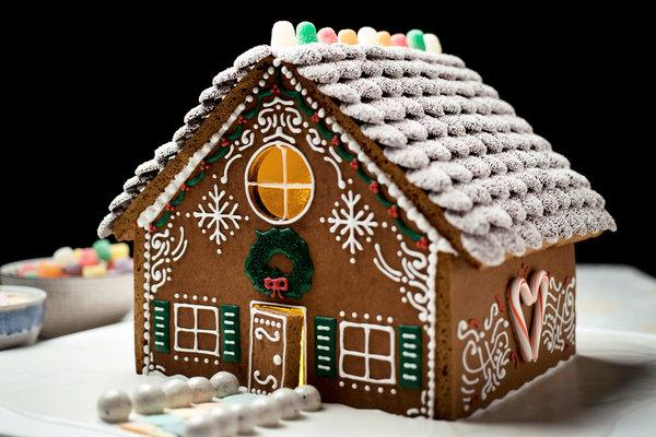 Gingerbread House Home Budgeting