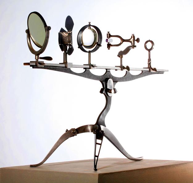 Optical Instrument: Solar Radiation