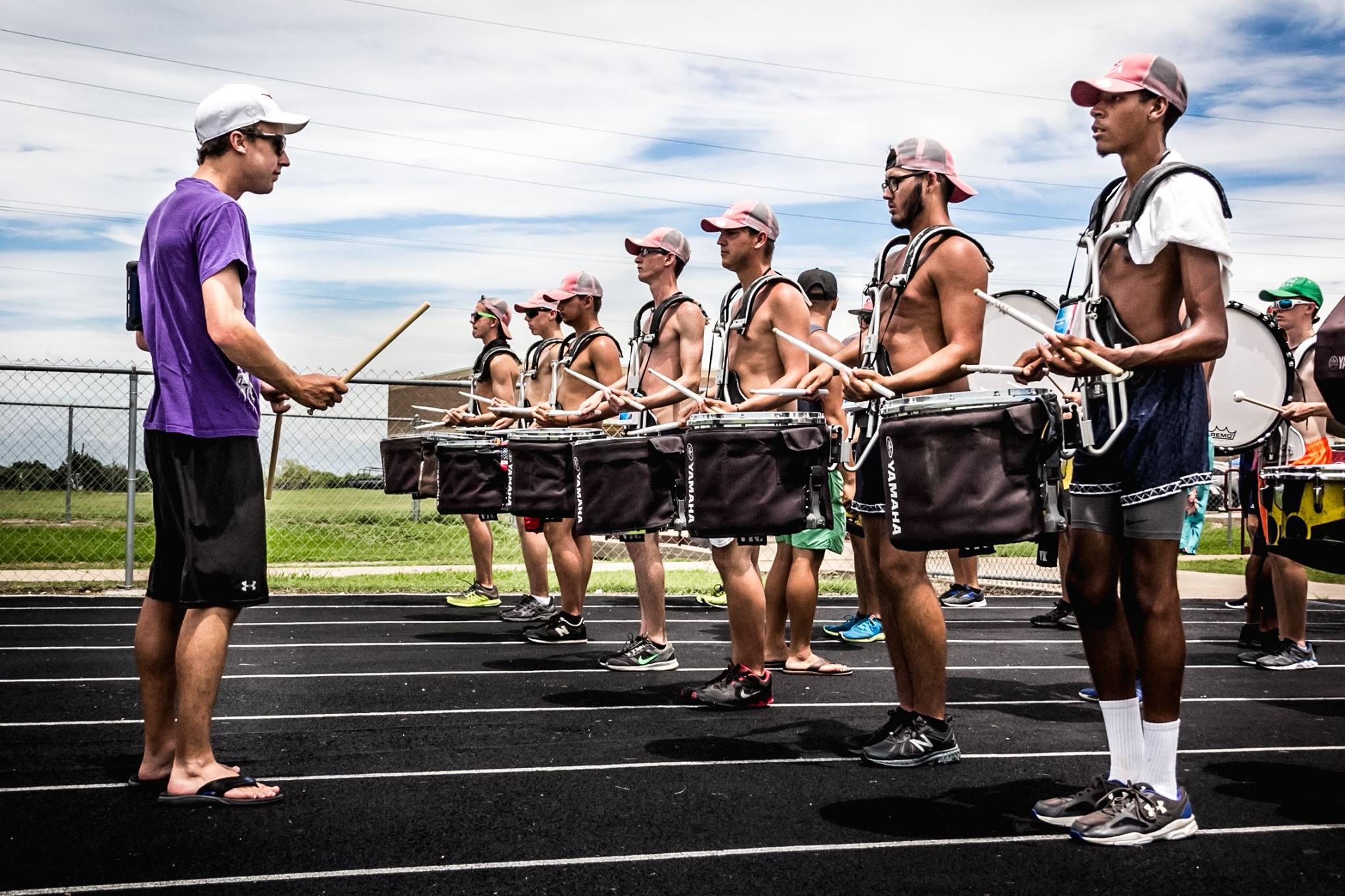 Marching Percussion Services - -Drum Line Instruction-Front Ensemble Instruction-Middle School and High School Clinics-Drum Line arrangement-Front Ensemble Arrangement-Full percussion ensemble arrangement