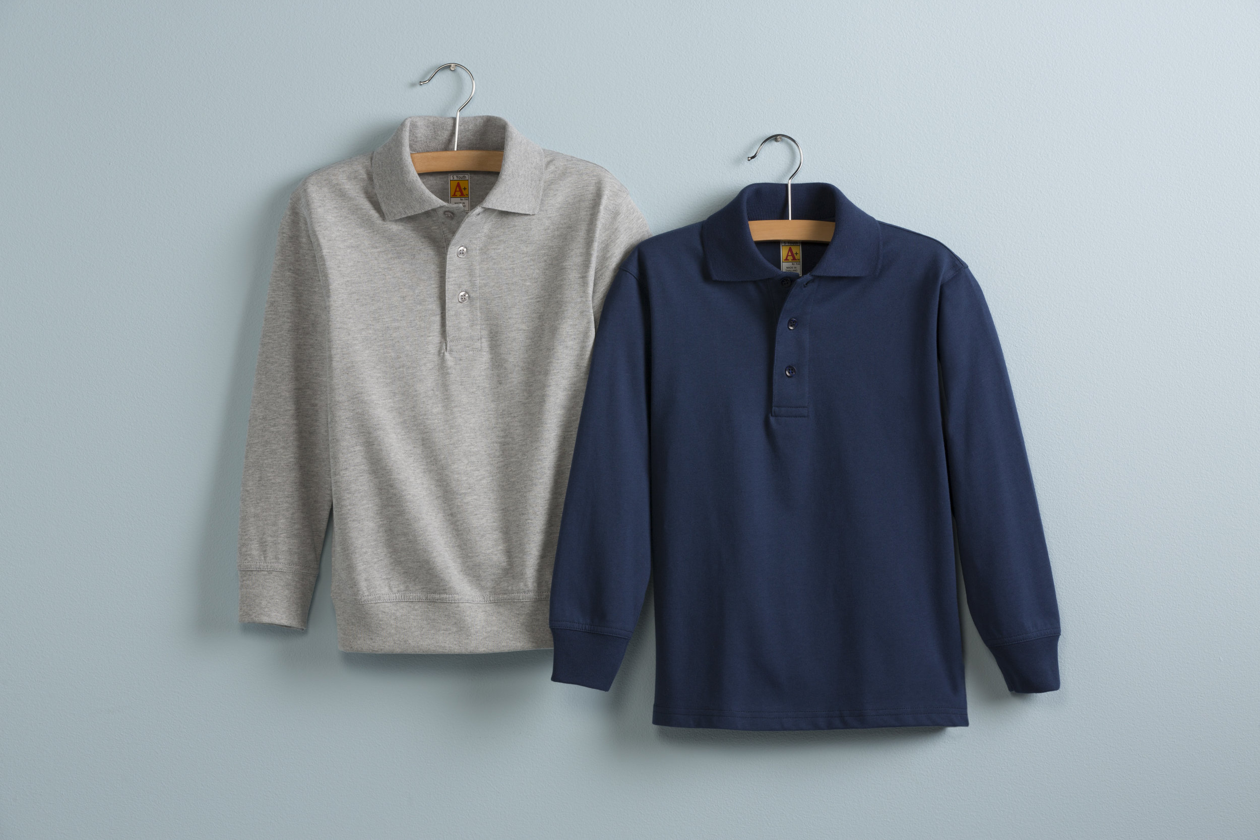 THE STAFF SHOP - POLO AND OXFORD