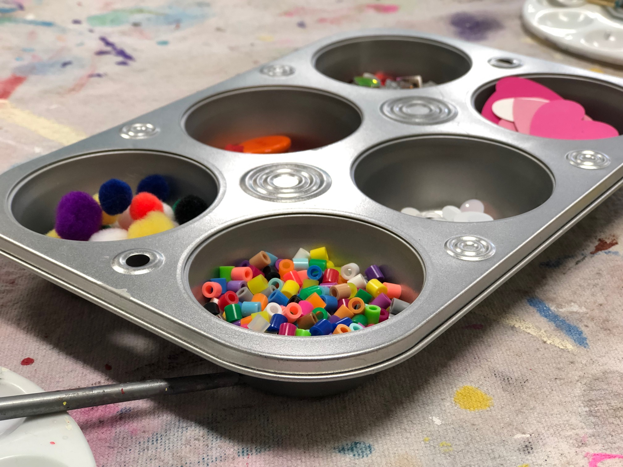 The hack you didn't know you needed for your crafty kids