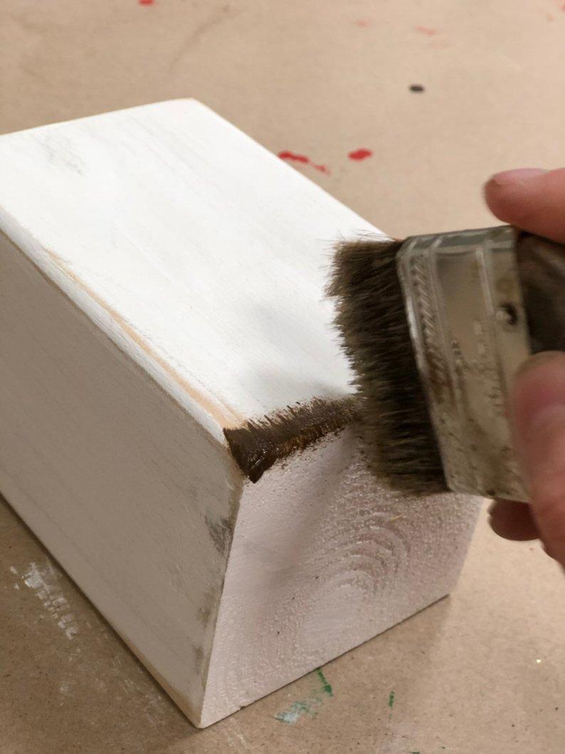 DIY 4x4 wood firecrackers