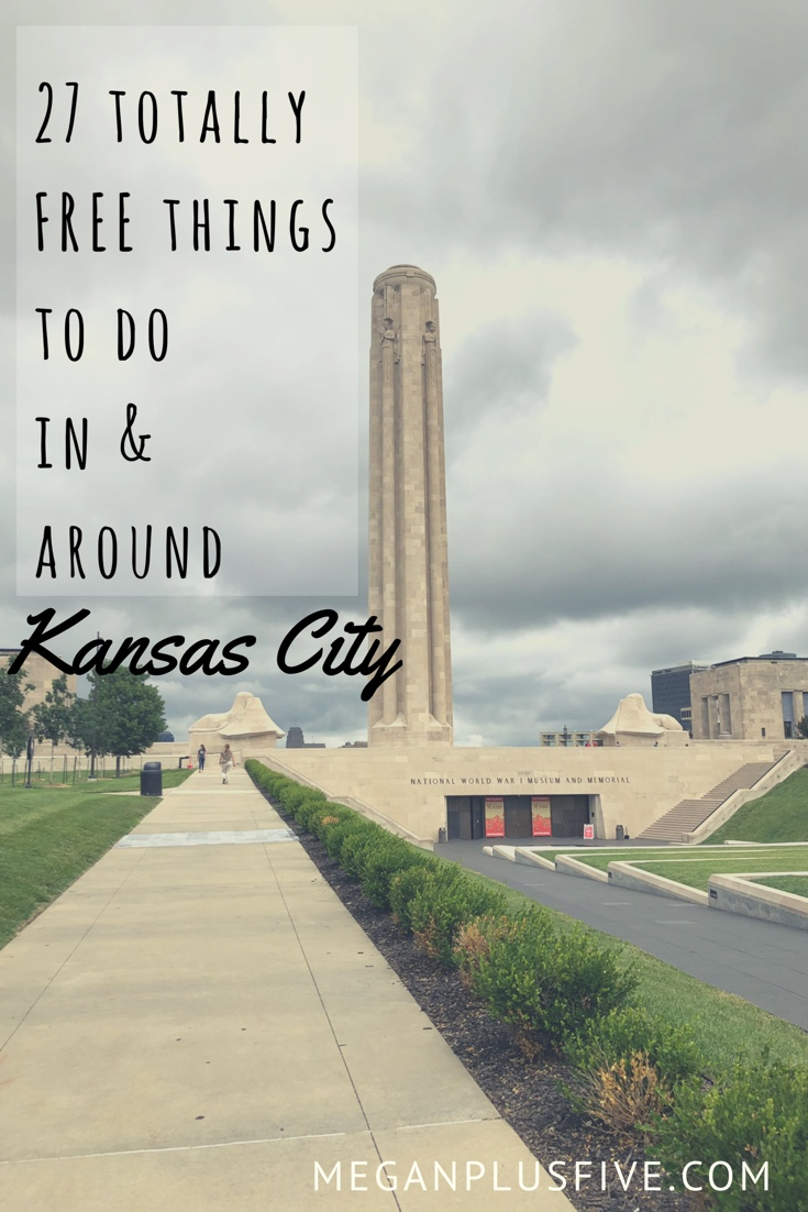 27 totally FREE things to do with your kids in Kansas City