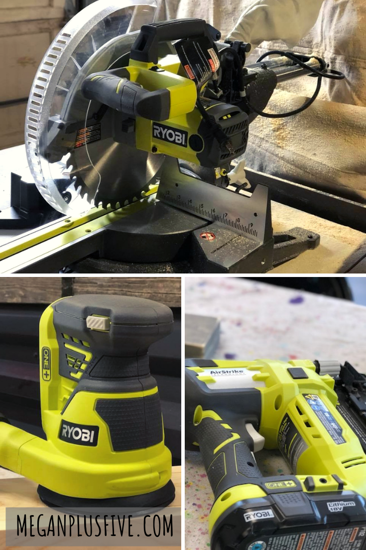 What are the best power tools for crafters? Which Ryobi power tools should I buy?
