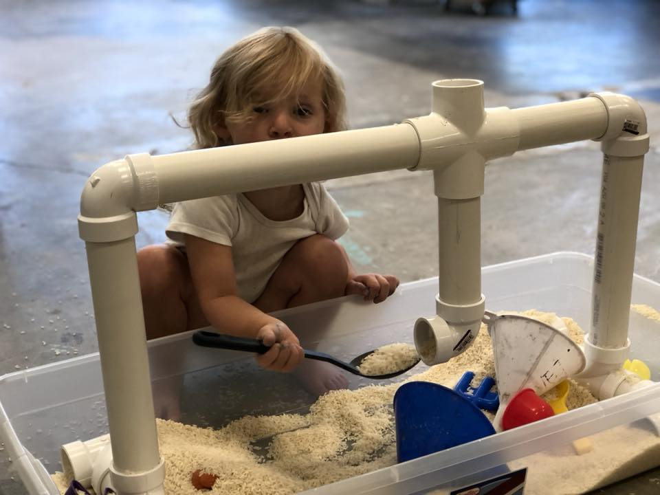 DIY sensory activities your toddler will love and how you can make them at home
