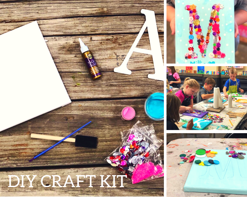 Top DIY craft kits for kids